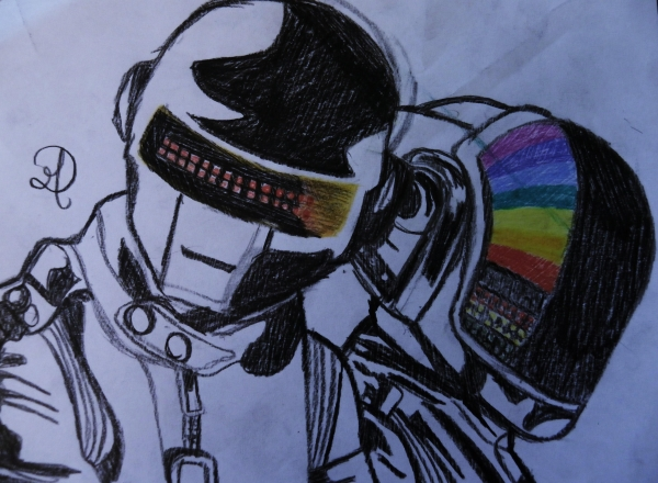 Daft Punk por MD